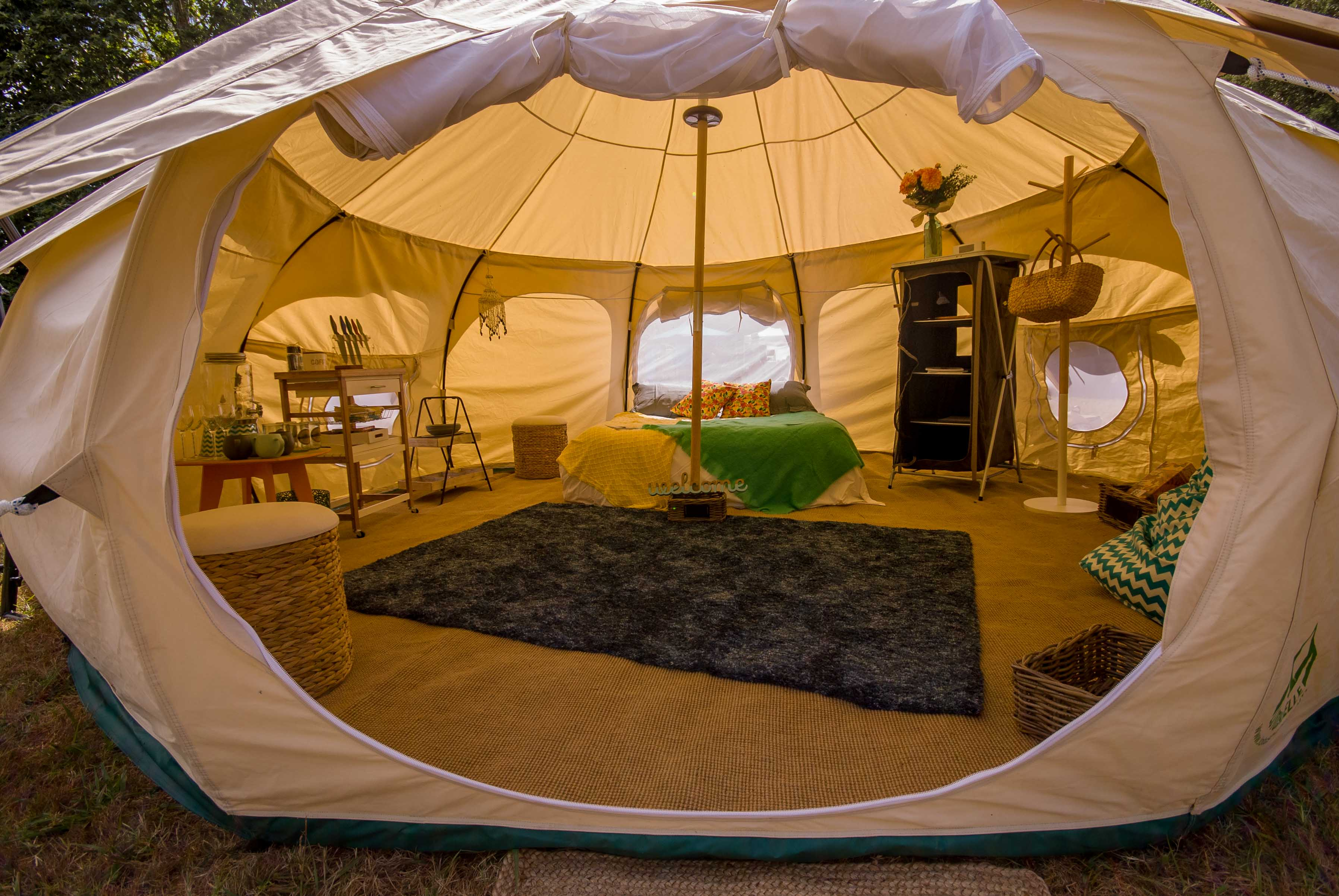 Search for & Our Tents u2013 Prom Coast Eco Glamping